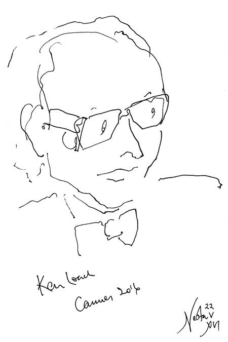 Ken Loach, I, Daniel Blake Palme D'Or Cannes 2016